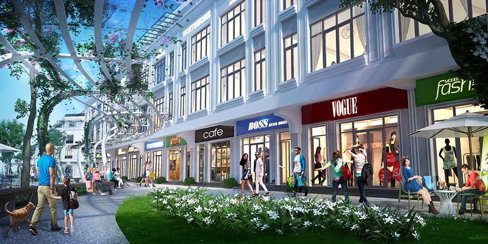 Nhà phố,liền kề Biệt thự Vinhomes Ocean Park cơn sốt thị trường ...
